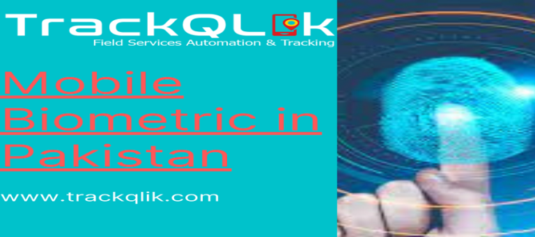 Mobile Biometric in Pakistan That Improve Manufacturing Safety