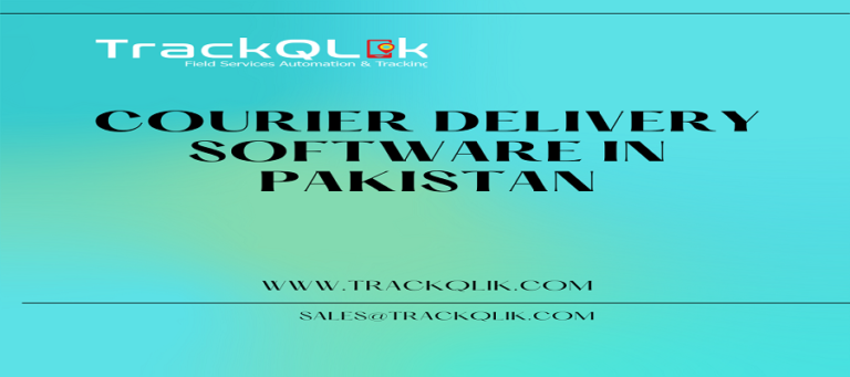 How the Courier Delivery Software in Pakistan Are Changing the Logistics Industry