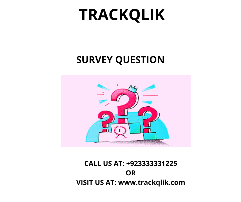 Survey software in Pakistan-7 Critical Research Questions