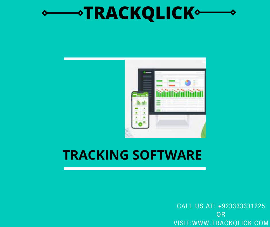 Why Tracking software in Pakistan is so crucial?